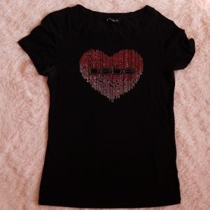 Bebe short sleeve t-shirt